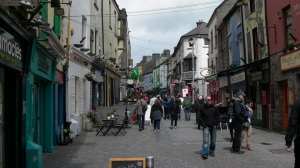 The colourful city of Galway