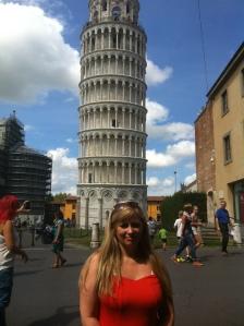 Me in Pisa