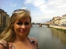 Me at Ponte Vecchio, Florence