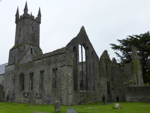 Abbey in Ennis, County Clare