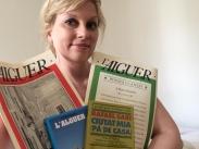 Local magazines & books in Algueres.