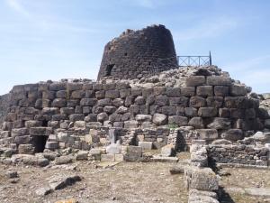 Nuraghe of Santu Antine