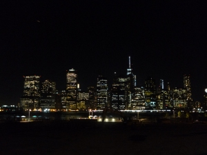 Manhattan by nght